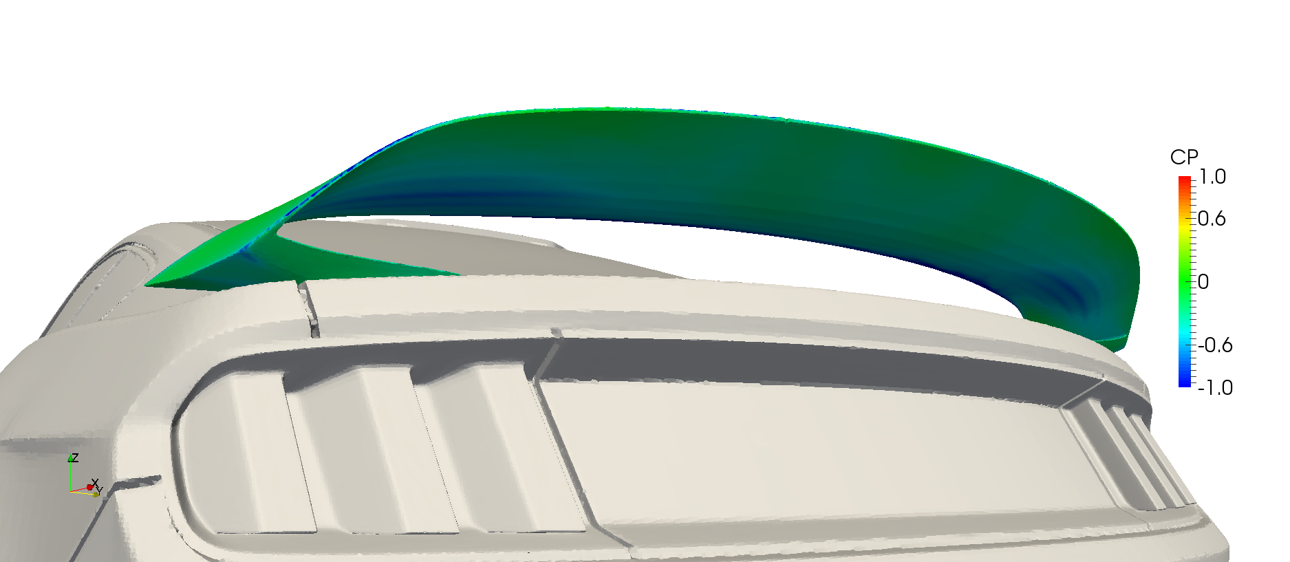 Cp Rear Wing